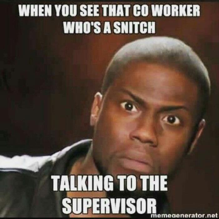 Horrible Coworker Meme