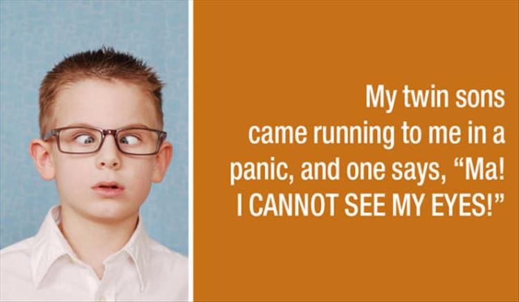 Kids Say The Weirdest Things 20 Pics