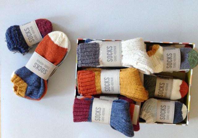 sokkencollectie Dumpies Knitwear