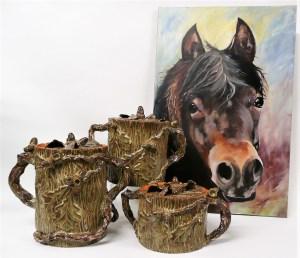 Ceramics and Painting