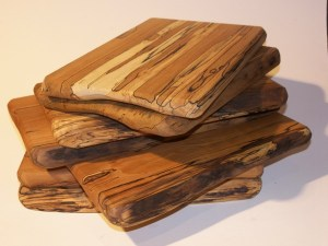 Spalted Beech Boards