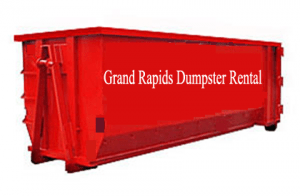 dumpster rental Grand Rapids