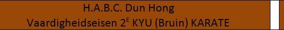 Karate2eKYU