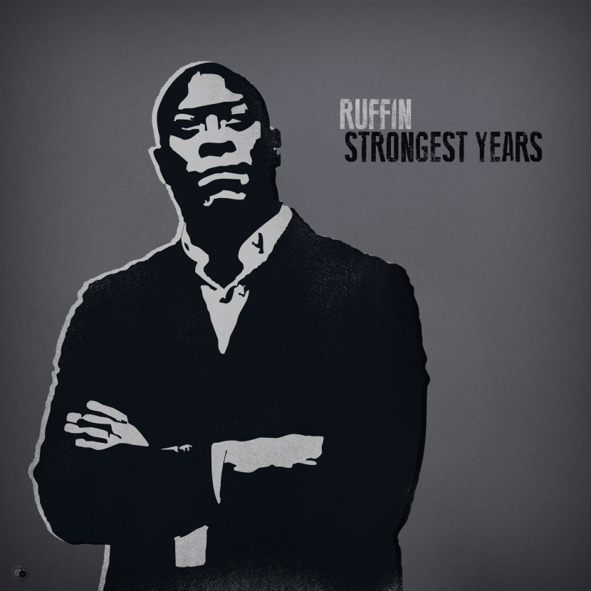 Ruffin - Strongest Years album art