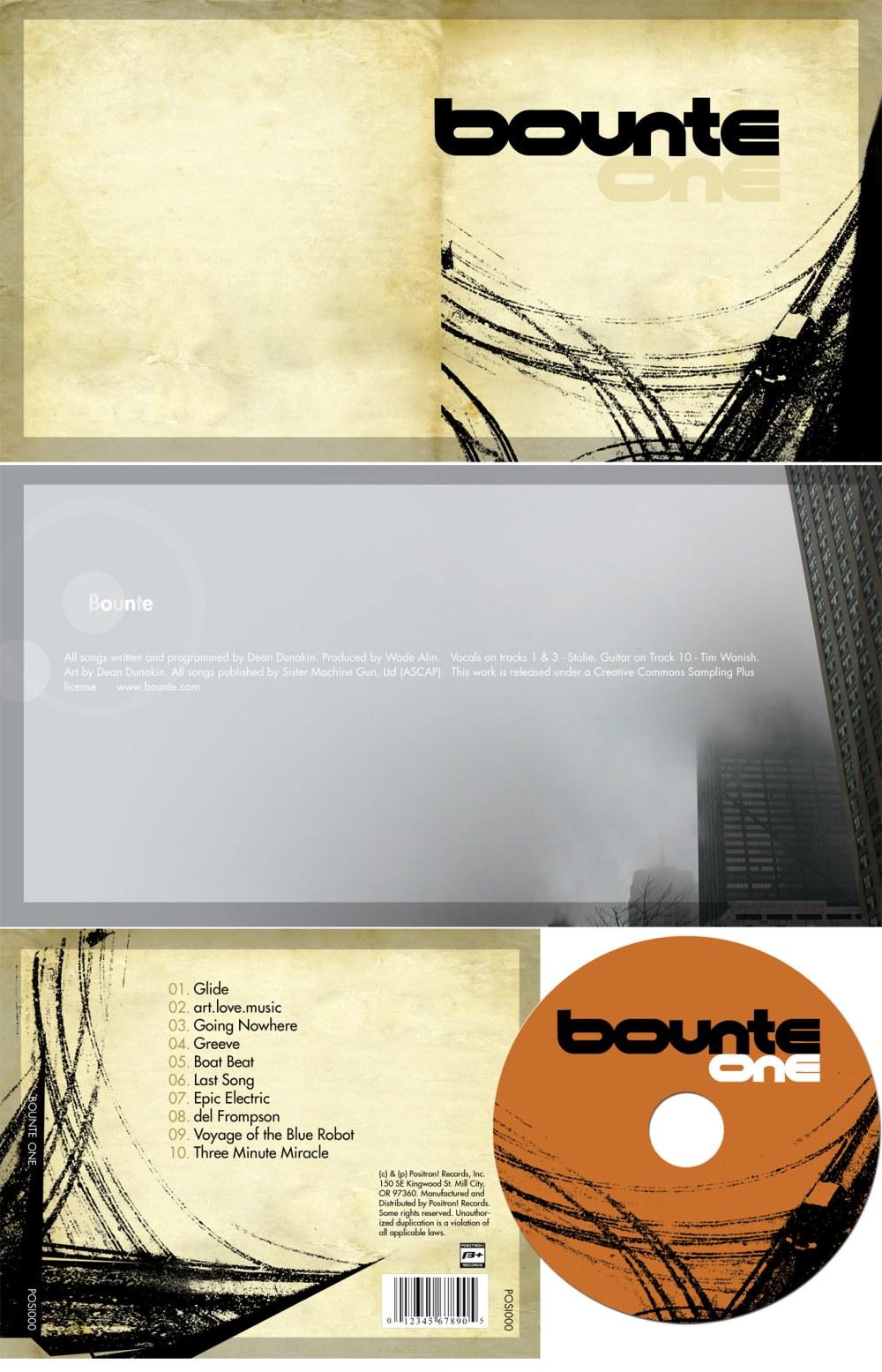 Bounte: One album