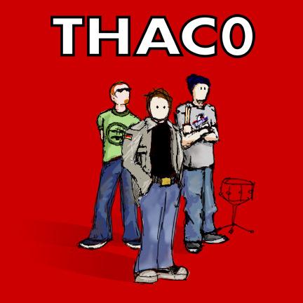 THAC0 album art