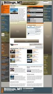 Billings Montana Portal Site