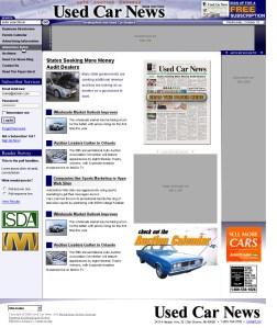 Used Car News