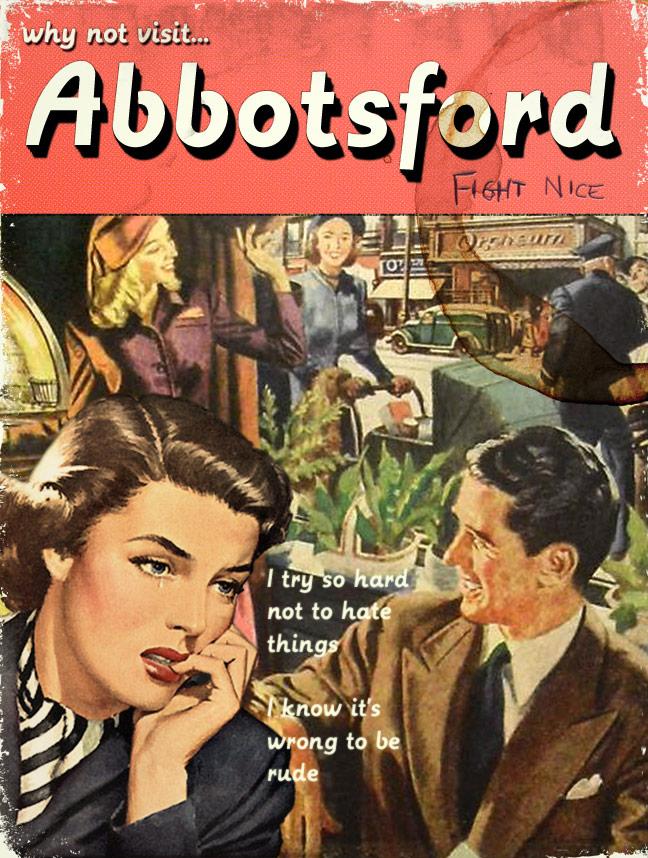 Abbotsford (single) artwork