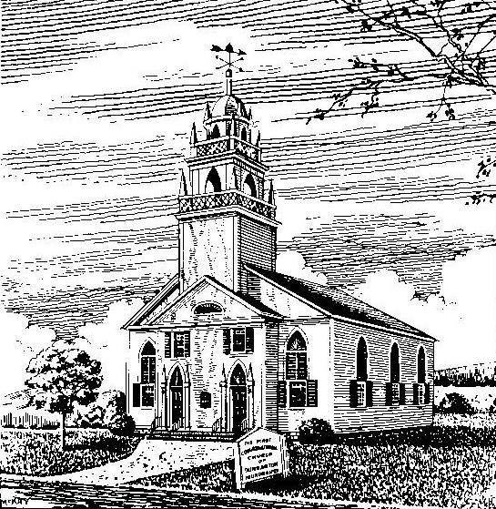 DCC church drawing
