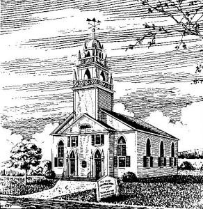 DCC UCC church drawing