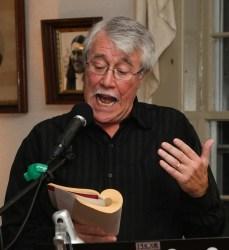 Poet Steve Redic