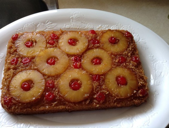 Perfect Pineapple Upside Down Cake