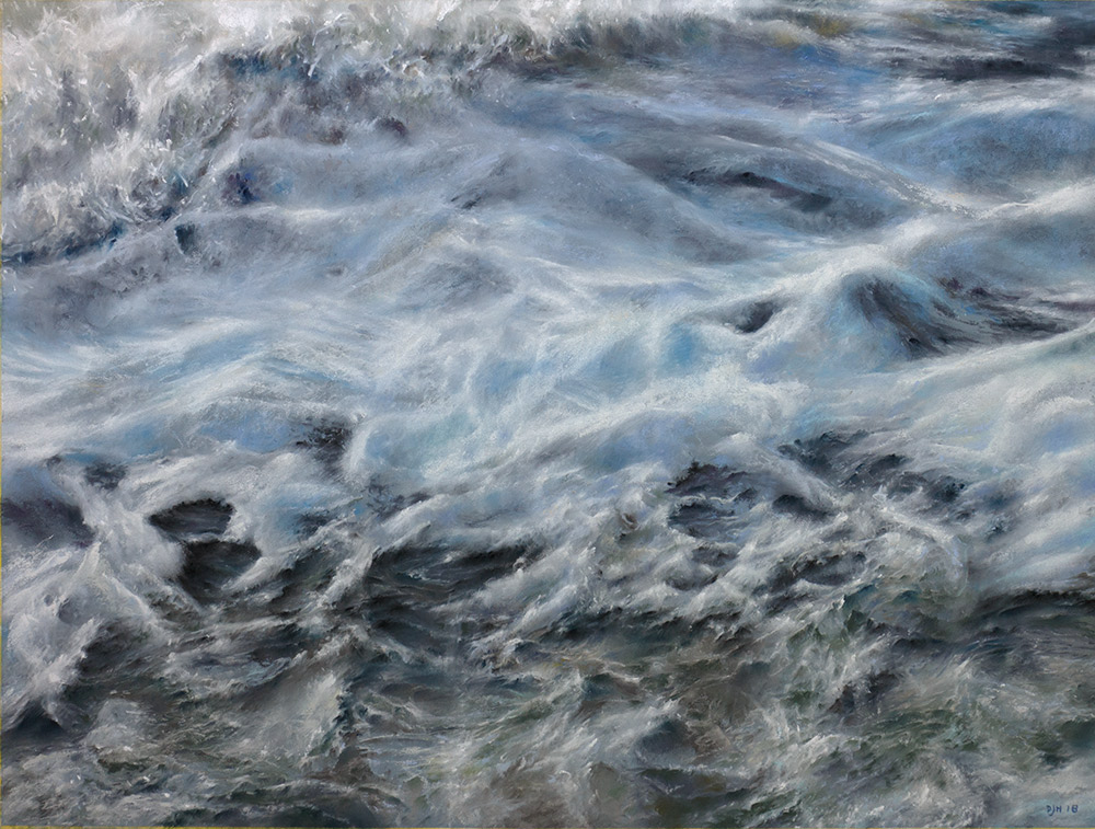 COAST – Group Exhibition At The White Moose Gallery, Barnstaple, 20 July To 7 Sept 2018