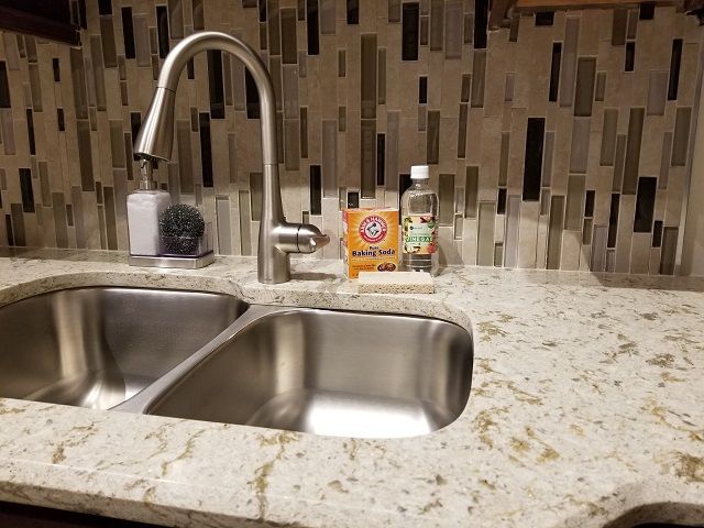rust in your stainless steel sink