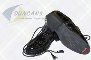 Heavy Marching Brogue - 3E