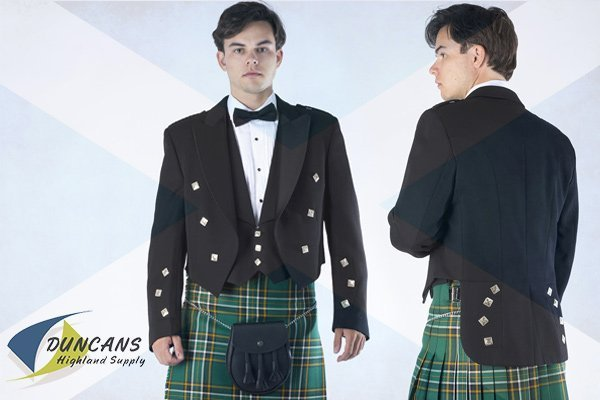 Prince Charlie Jacket with Vest