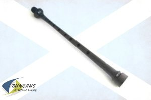 Willie McCallum Solo Blackwood Bagpipe Chanter
