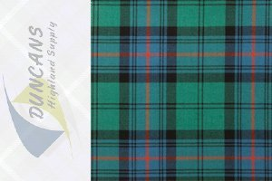 ARMSTRONG ANCIENT LIGHT WEIGHT TARTAN FABRIC