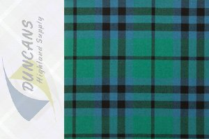 AUSTIN ANCIENT LIGHT WEIGHT TARTAN FABRIC