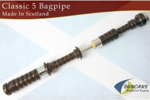 Wallace Classic Bagpipe 5
