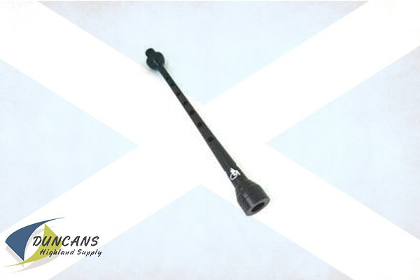 G1 Platinum Blackwood Bb-Flat Bagpipe Chanter