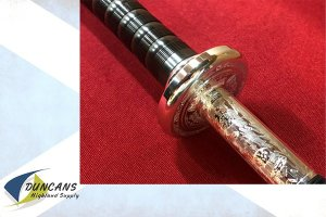 MacRae SL4 FN Blackwood Bagpipes