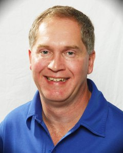 George Neilson, candidate for Duncan Council (photo appeared in Cowichan Valley Citizen)