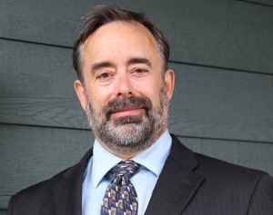 Martin Barker - candidate for Mayor of Duncan, 2018 (photo: Cowichan Valley Citizen)