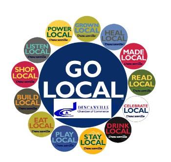 Go Local Infographic