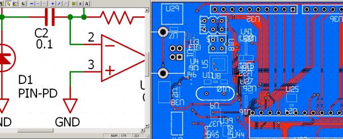 10 programmi gratuiti per disegnare circuiti stampati pcb for Programmi di arredamento gratuiti