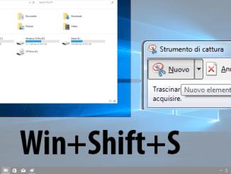 3 modi per fare lo screenshot in windows 10 2