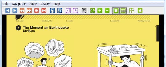Quickviewer un visualizzatore veloce di immagini per windows