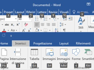 Office come vedere in tempo reale le scorciatoie da tastiera