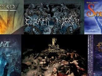 Quali nuovi album metal da ascoltare nel 2017 parte 7