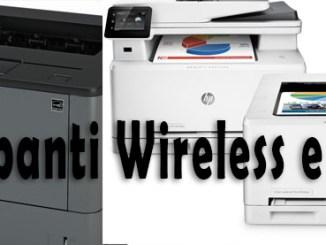 Top 5 stampanti wireless compatibili con windows 10