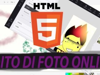 4 migliori editor di foto online html5 da utilizzare nel 2017