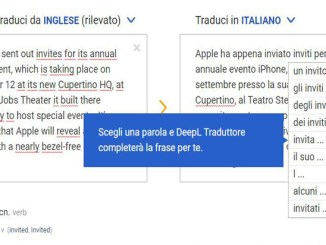 Deepl translator un ottima alternativa a google traduttore