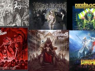 Quali nuovi album metal da ascoltare nel 2017 parte 11