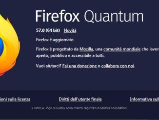 Firefox quantum 57