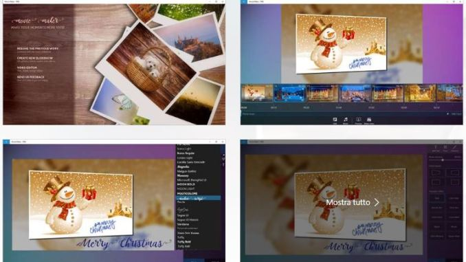 Scarica movie maker gratis per windows 10