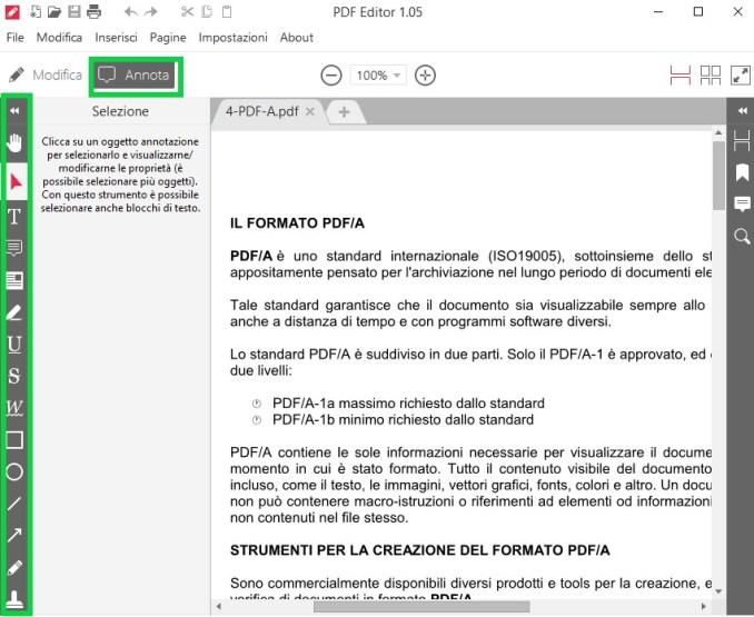 Icecream pdf editor programma gratuito per modificare il documento pdf