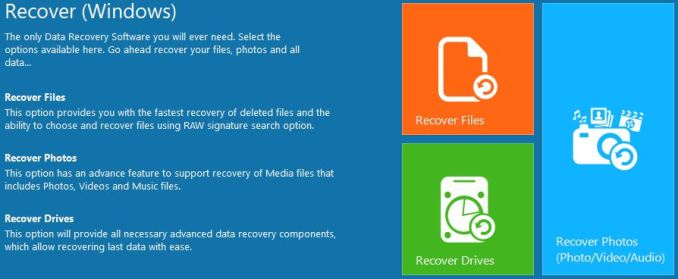 Remo recover per windows