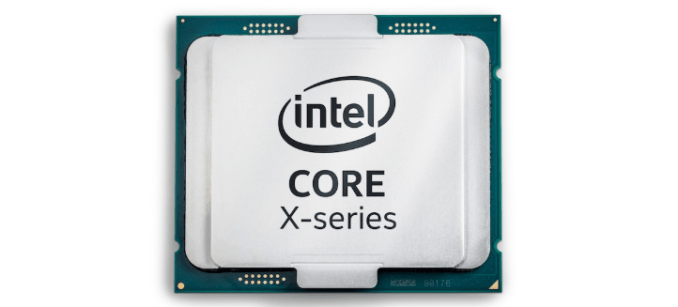 Descrizione processore x della intel