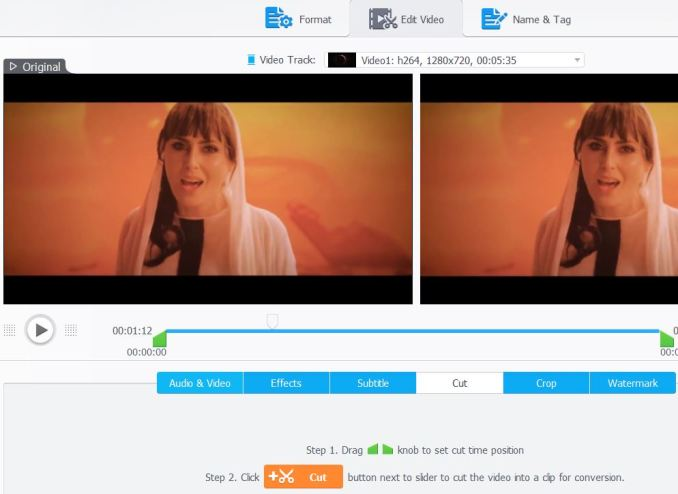 Come dividere il video in windows 10 e mac os
