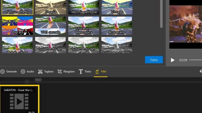 Nuovo video editor gratuito per i principianti