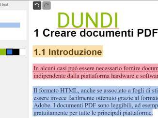 Come modificare online gratuitamente i file pdf