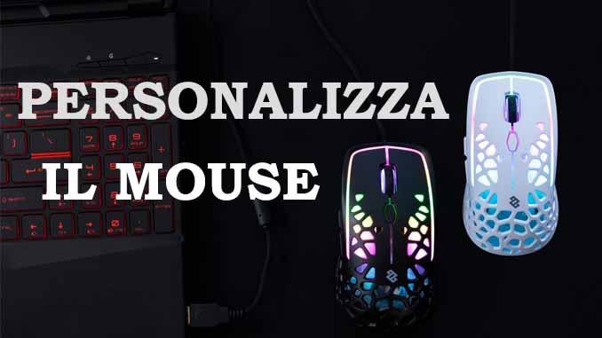 Come cambiare la velocita del mouse e del touchpad su windows 10
