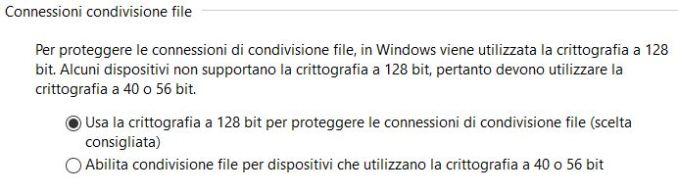 Impossibile ricevere file via bluetooth su windows 10