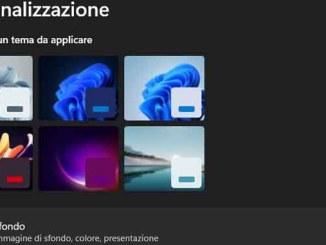 Windows 11 ecco come abilitare il tema scuro